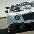 Bentley Reveals Continental GT3 Details- comes with 600 bhp 4.0-litre twin-turbo V8