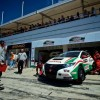 MotorSports | WTCC event Hungaroring: 2 Honda Civics Battle to Second and Third Positions