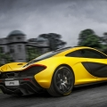 P1 Mclaren: Just a Piece Of The Eyeful of Candy to Be In The Need For Speed Movie