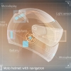 AutoMotorTech | This Helmet Will Lead You there .. #Video