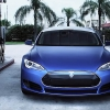 Green Motor | There is a Tesla; at the Gas Station! What?! .. #Video