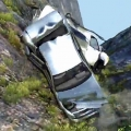 Cliff Tumble: Video Game Car Crash Simulation Gets Smarter #Video