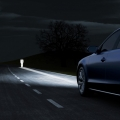 GPS-controlled Headlamps know what to do