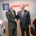Green Motor | Honda and GM partner to develop next fuel-cell technologies