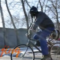 Geeky Rides | This Bicycle Will Filter Dirty Air While You Ride #Video
