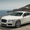 Bentley's Continental GT V8 S Heads for Detroit