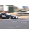 Drifting a Corvette will get you yelled at #Video