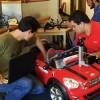 Students make smartphone-controlled autonomous vehicle #Video