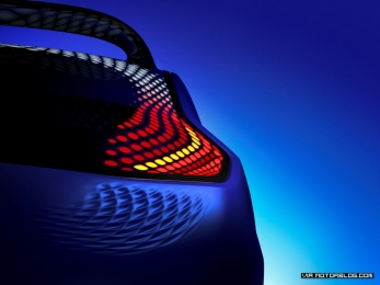 Car Design: Renault and Ross Lovegrove Studio unveil concept-car @ Triennale of Milano