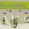 The Scoobike: Hybrid power bicycling – the style of the future