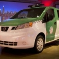 Nissan NV200 Taxi Finds Its Way to Chicago, Public Gets Chance to Say #HailYes