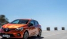 This is how the Renault Clio behaves in the test