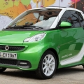 Smart Fortwo Electric Drive, Up-sized