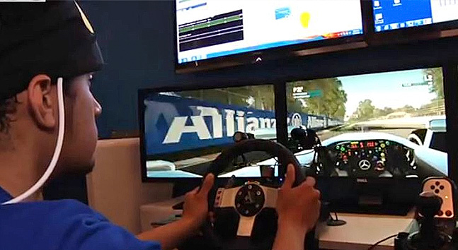 Intel aims to scan people's brains if they are fit for the road or not #Video