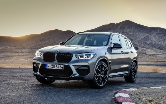 BMW X3 M: More Power