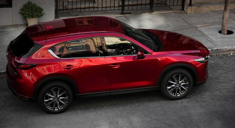 Mazda CX-30 starts at the end of September for 24,290 euros