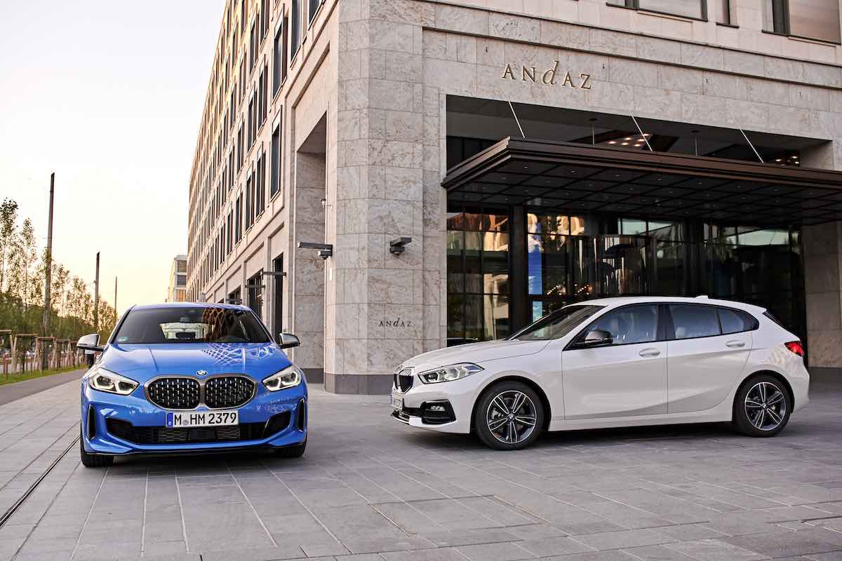 New BMW 1 Series starts at the end of September for 28,200 euros
